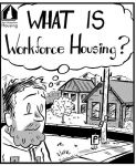 Workforce Housing Informational Comic