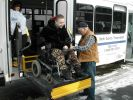 Special Services, wheelchair accessibility at North Country Transit